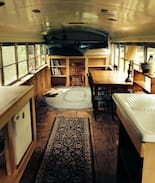 Picture of Comfy Renovated School Bus