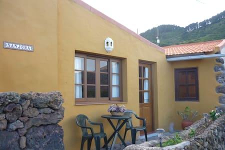 Casa rural Sanjora-Amasín - Huis