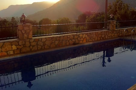Neue Villa mit Pool - Casa