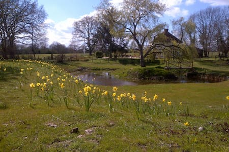 The Hideaway, Garden of England - Casa