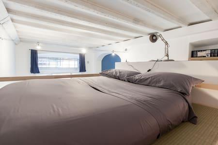 "Cozy studio apartment in ""ISOLA"""