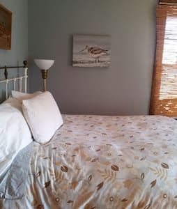 Salty Towers Double Bed Shared Bath