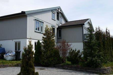 Convenient Room in Modern House - HAMAR - Ottestad