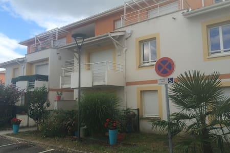 Appartement avec Jardin  proche de Bordeaux Centre - Villenave-d'Ornon - Daire