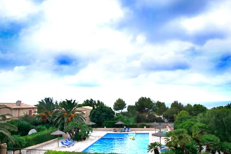 Mallorca Green Apartment near beach