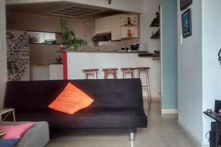 Cozy Ocean Apartment in Cartagena