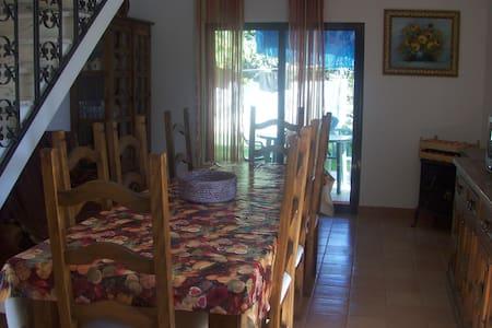 Typical house in campo. - Luz (Luz de Tavira) - Vila