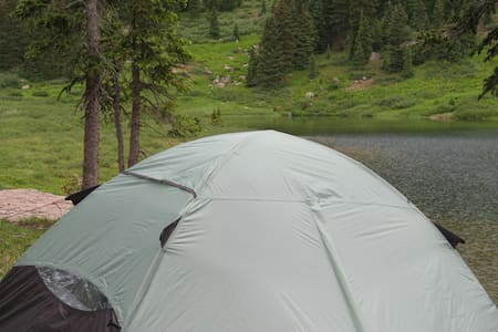 Wild B&B - Tent Site 2 (per person) - Pagosa Springs - Stan