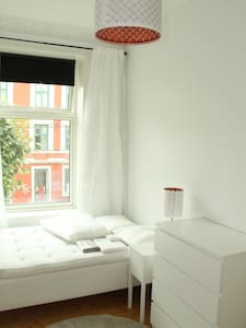 Central and very nice room in Oslo - Grünerløkka - Apartment