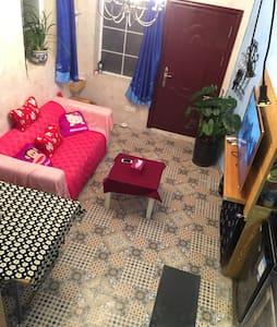 地铁公园前双层睡房复式全新公寓聚会家私电器齐 - Apartment