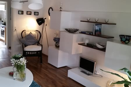 cosy and stylish three room apartment close Basel - Kondominium