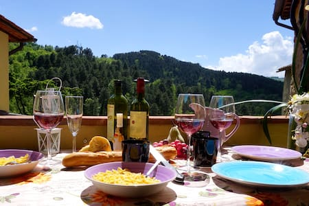 Super Tuscany Apartment in Chianti - Montevarchi - House