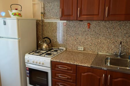1к квартира на Пр.Октября (Т.Кукол) - Уфа - Apartment
