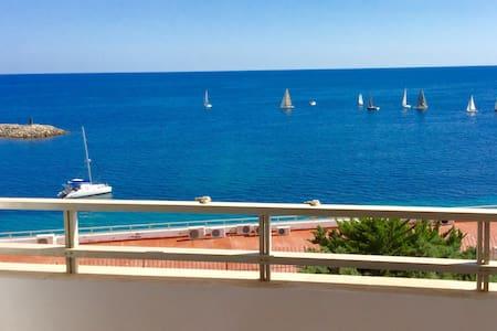Amazing apartment by the sea WIFI - Roquetas de Mar - Apartamento