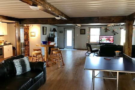 2k sqft shipping container house all to yourself - Plain City