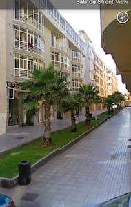 Habitación en el centro El Medano - Apartamento
