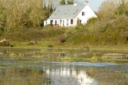 Spacious 4 bedroom retreat in peaceful location - Galway - House
