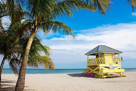 Key Biscayne Home Guest Suite