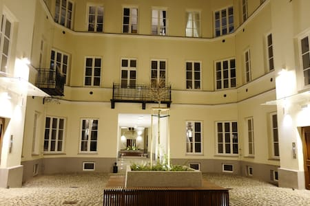 Apartment in the heart of Warsaw - Apartamento