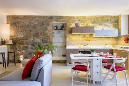 A casa di Giove - Montalcino - Wohnung