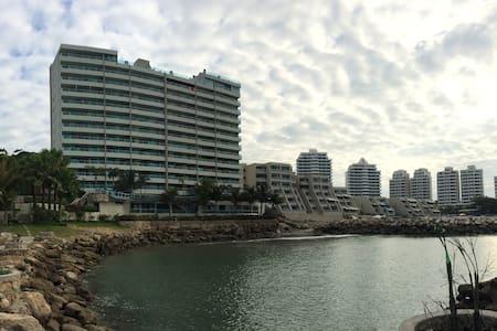 Departamento frente al Mar. - Appartement