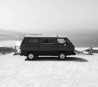 Volkswagen T3 Westfalia Camping 1980 - Lisboa - Kamp Karavanı/Karavan
