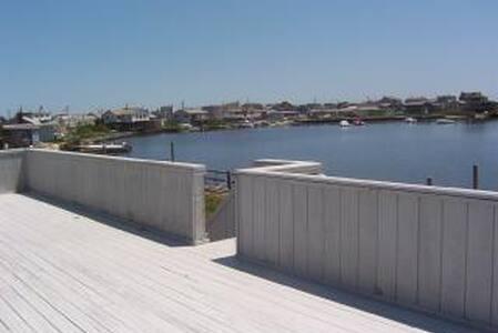 Waterfront Beach Hse w/Dock - Westhampton Beach - House