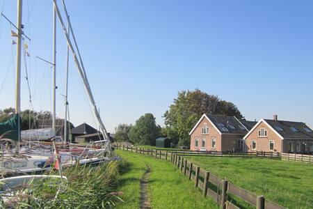 Landelijk gelegen nabij Leiden - Daire