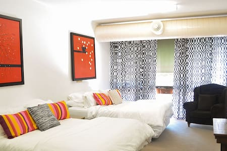 Double Room: Large Sixties House