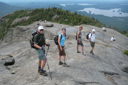Adirondack Lake getaway - Paul Smiths