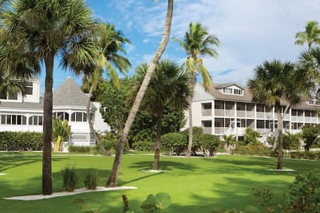 Two Bedroom Beachfront Suite on Sanibel Island - 公寓