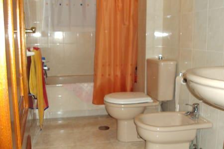 Apartamento a 5' de playa Sta Cristina - Apartmen