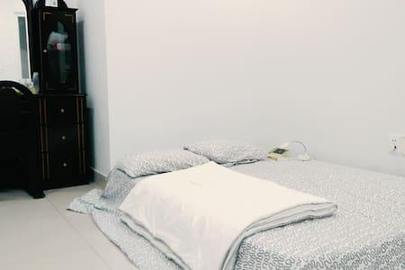 Bedroom in TDC Apartment, New City near VSIP II - Lakás