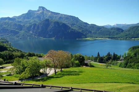 Salzkammergut Apartment – holidays on a farm - Au - Flat