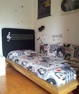 STANZA SINGOLA MUSIC ROMA - Apartamento