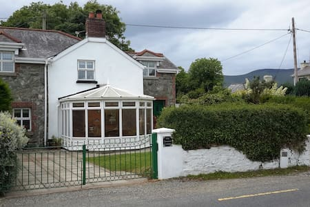 Old Essmore Cottage, Carlingford lough - Casa