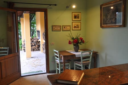 A ROMANTIC HOLIDAY IN THE HEART OF MUGELLO - Casa