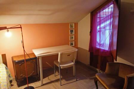 Mansardina amorevole e panoramica - Apartment