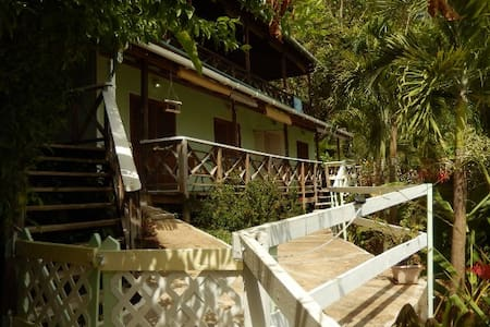Carpe Diem Villa Castara Tobago Studio2-sea views! - Castara - Wohnung