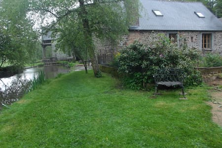 B&B at the Mill - Châtillon-sur-Colmont - Bed & Breakfast