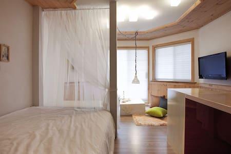 bomunworld (B1-Standard double bed) - Cheongun-dong, Gyeongju - Apartament