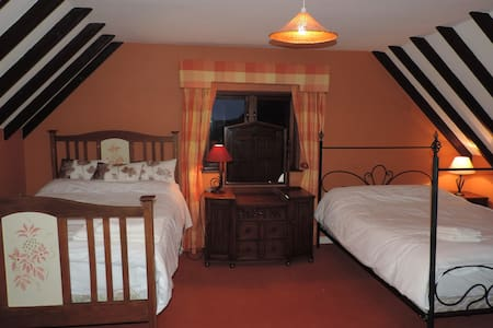 Room with Sea views - Wild Atlantic Way-Kerry - House
