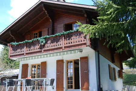 Lovely and complete Chalet - Chalet