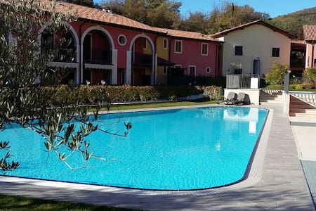 Best place to stay on Lake Garda - Costermano - Kondominium