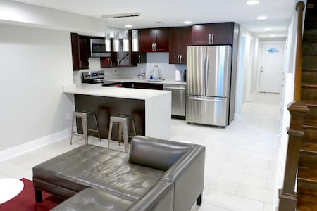 Haven near H St ~ Great Location! - Washington - Apartment