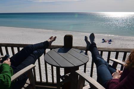 Ramsgate Oceanfront TH Near Seaside - Santa Rosa Beach - Stadswoning