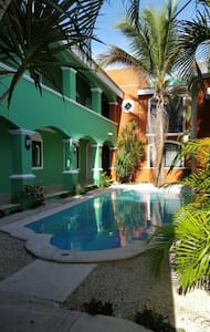 Spacious & comfortable apart. at Cozumel´s heart - San Miguel de Cozumel
