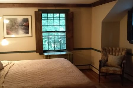 Private Guest Room: Quadus, at Shire Oaks - Pittsford - House