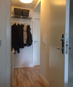 Lovely roof-top apartment in the heart of Odense! - Odense - Apartment