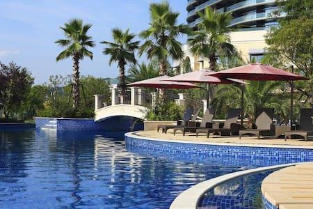 零距离湖景房,享受高端有品质的度假生活(绿城千岛湖度假公寓) - Hangzhou - Service appartement
